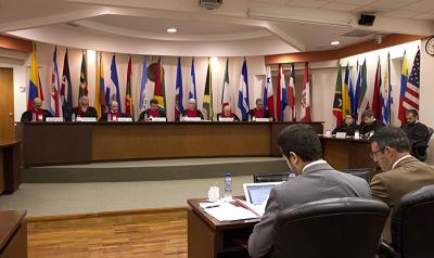 Juiz Roberto Caldas assume presidência da Corte Interamericana de Direitos Humanos