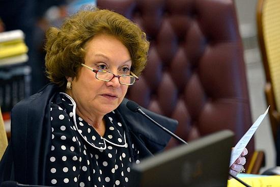 Nancy Andrighi desiste da presidência do STJ – Laurita Vaz será a próxima presidente